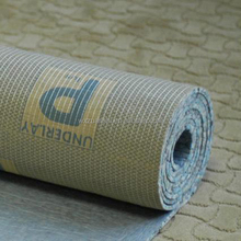 Carpet flooring underlay, sponge underlay for carpet