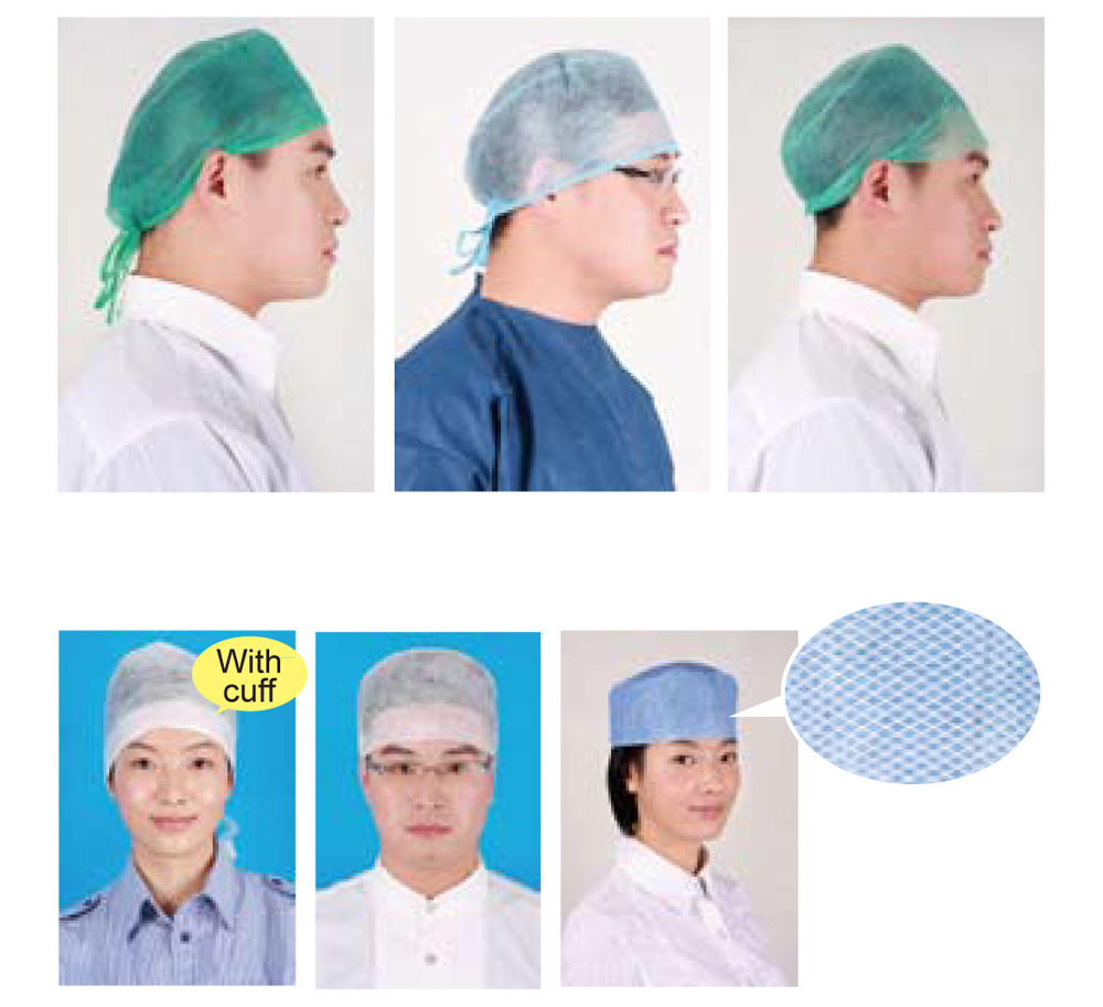 Disposable sterile doctor Cap for surgical use