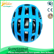 OEM Custom Road Bike Helmet Blue Helmet