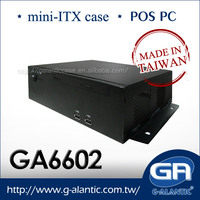 GA6602 - Mini ITX Computer Processor Intel i7 of POS System PC