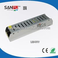 sanpu length strip type ip20 60w 12v 5a power supply,rca tv power supply