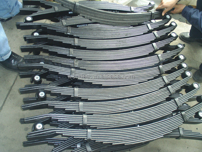 Conventional Type 8 Pieces Boat Trailer Leaf Spring in Boat Trailer
