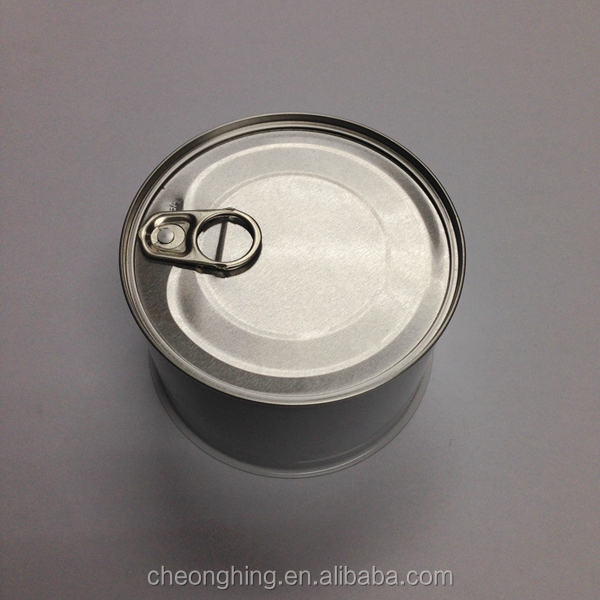 Empty Can for Food