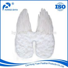 Manufacturer Factory Directly Cheap Top Quality Customized White Angel Wing Feather For Party Decoration