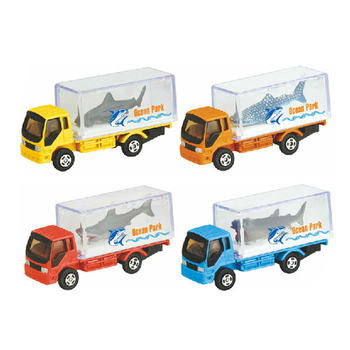 dc-11802331 Die cast truck Emulational die cast mini truck for kids
