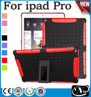 Tire Pattern Case Cover with Stand for iPad Pro