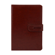 High Quality Custom Personalized Notepad Cover Leather Notebook
