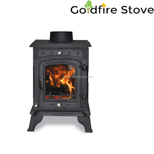 Cast Iron Modern Wood Burning Stove
