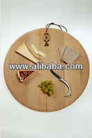 Large Round Cheese Board