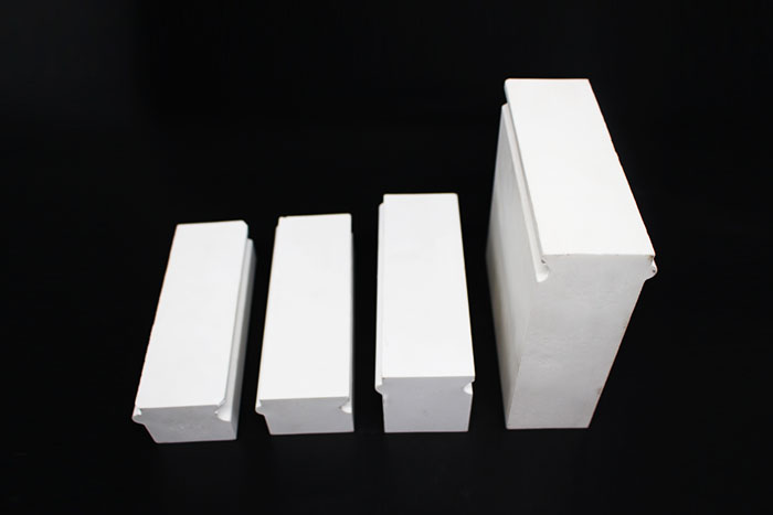 92% High alumina bricks for mill linings
