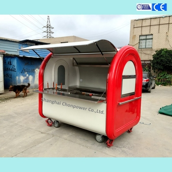 CP-A230165210 fruit vegetable kiosk food cart ice cream food booth With ISO9001 Certificate
