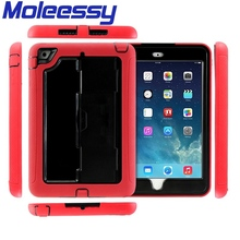 Dustproof matte plastic hard case for ipad mini
