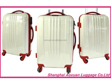 ABS PC and PC Material and Women,Men,Children Department Name polo luggage set