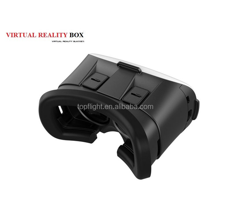 New Virtual Reality Glasses VR Headset 3D Glasses+Bluetooth Air Mouse Remote Controller