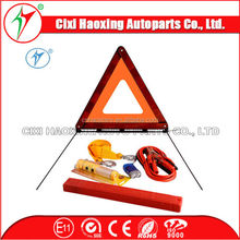 Car accessory emergency Kits safety warning road tools