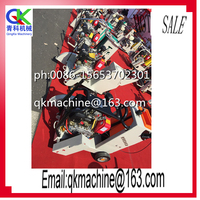 Floor road used cutting saw machine concrete cutter with famous brand gasoline engine