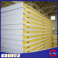 camlock Polyurethane PU sandwich panel for coldroom from Shijiazhuang factory
