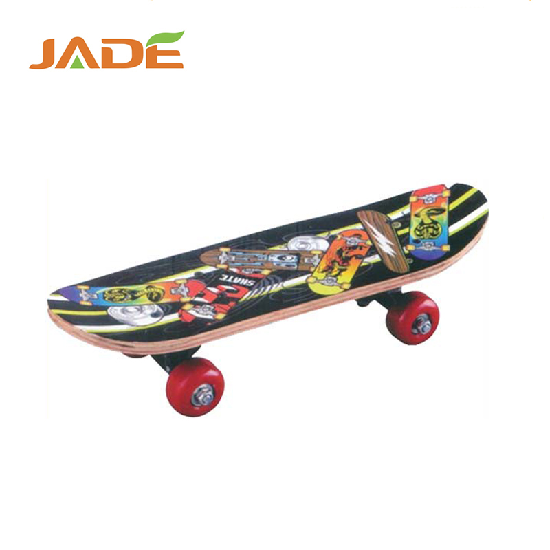 Promotion and cheapest custom complete skateboards with low price