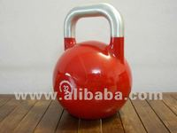 32kg Competition Aluminum Kettlebell