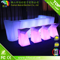 Rechargeable LED Furniture Garden Event Club Outdoor LED Bar Counter