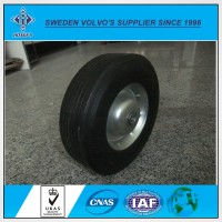 Trolley or Wheelbarrow Solid Rubber Wheel Tire