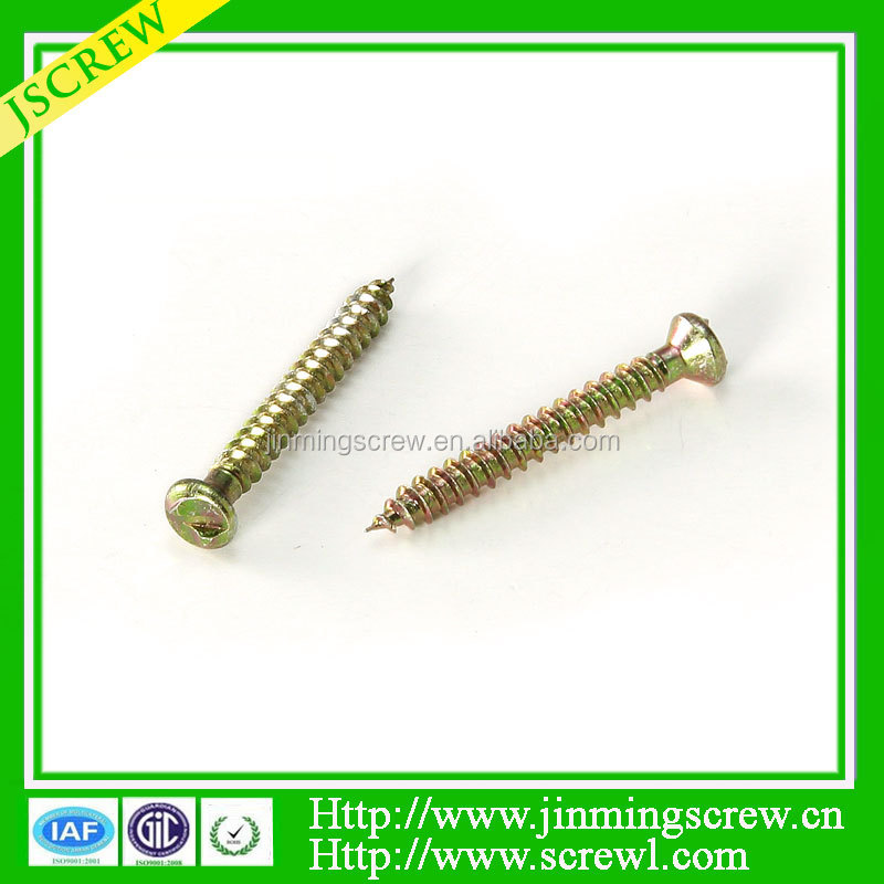 Furniture Screws Connecting Bolts with Partial Thread High Quality self tapping screws