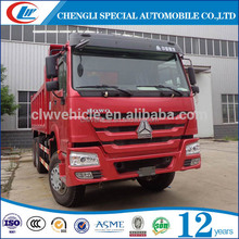 Sinotruck FAW 290hp 6*4 dump truck sand tipper truck for sale