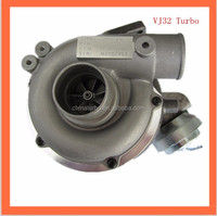 RHF4V Turbo parts VJ32 VIA10019 RF5C13700 for MPV II DI 2.0L Diesel 143HP