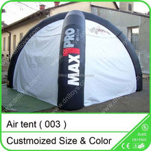Waterproof advertising inflatable material for event