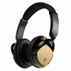 High quality wireless Bluetooth headphone with stere sound noise cancelling