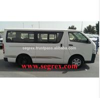High Quality New Toyota Hiace 2.5 Diesel (DSL) and 2.7 Petrol, Standart Roof mini bus