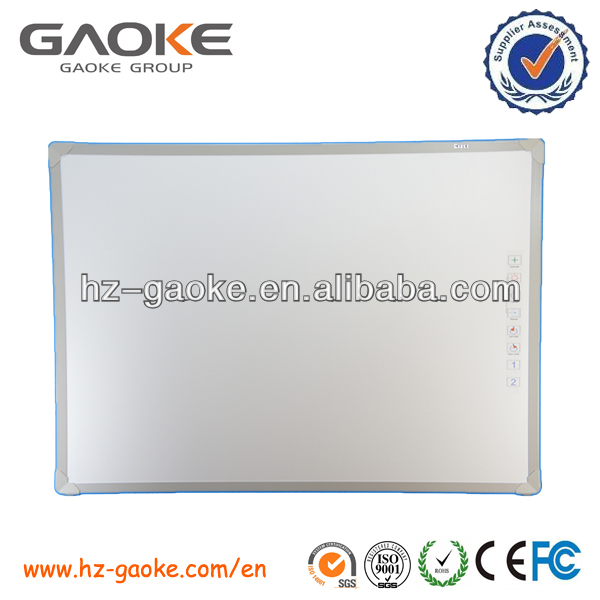 2014 interactive whiteboard, digital smart board, presentation equipment, projection screen, educational supplies