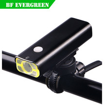 2017 New USB front bicycle with Cree Led Light 500 Lumens