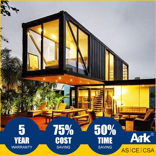 Ark Top Quality Good Price Long Lifespan modified container Prefabricated Steel Oil Field Container guest house