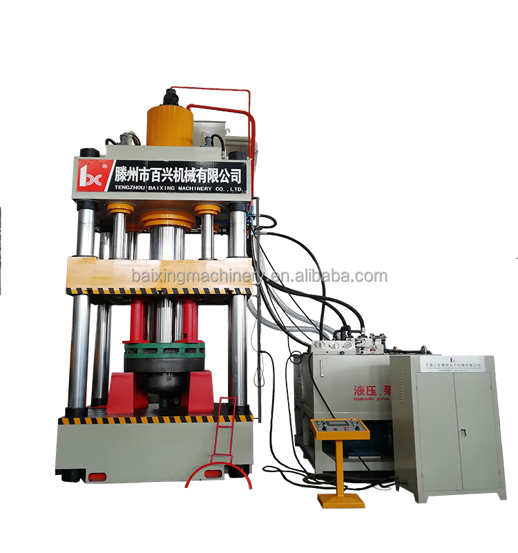 Y27-800ton deep drawing Hydraulic press machine for kitchen sinks