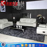 leather Classic chair cheap sofa set