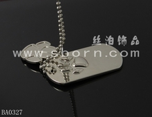 New products metal custom dog tags for cheap