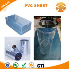 Vacuum Thermoforming Blister Rigid Transparent PVC Film/PVC Transparent Sheet