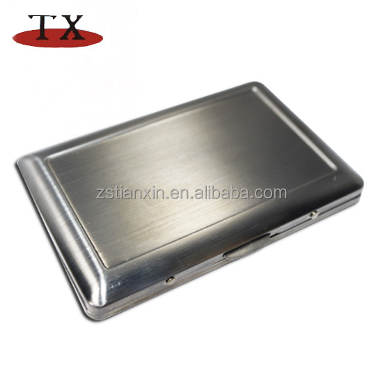 Sublimation arge capacity business credit and atm card holder with money clip