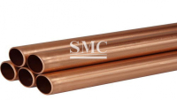 copper tube 6mm and ellectrode red copper tuber