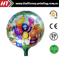 "[HOT] 18"" Backyardigans Balloons Decoration Birthday Party For Kids"