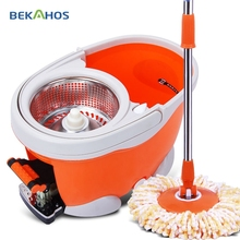 Bekahos 2014 new products easy life 360 rotating spin magic mop