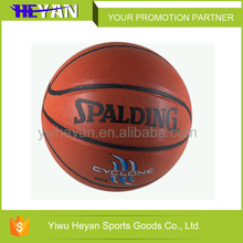 Customized your Own unmixed colours leather basketball sport ball