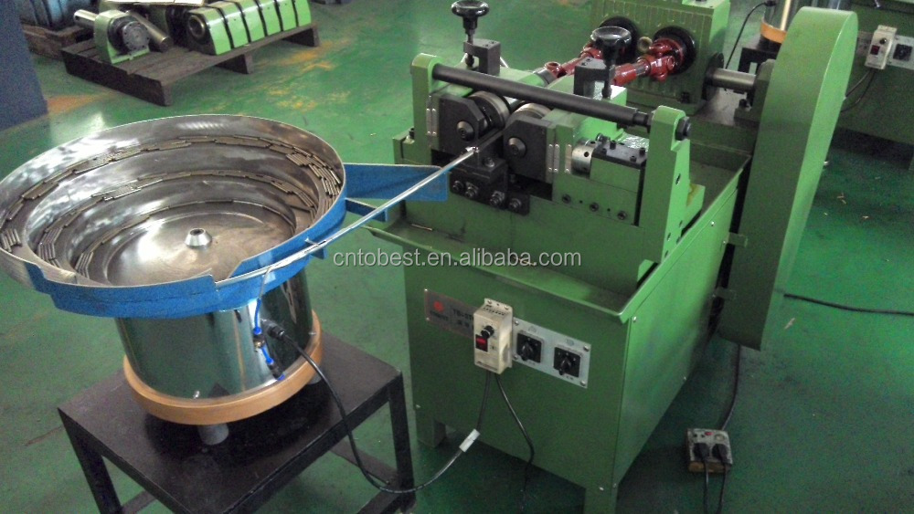clamp fastener screw making machine small rolling machine price