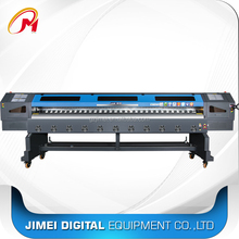 Hot sales! Jade JD05 3.2M konica 512i head inkjet printer/ digital flex banner outdoor solvent printing machine