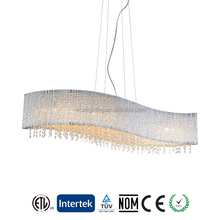 Modern crystal Pendant Hanging Light Hanging Lamp
