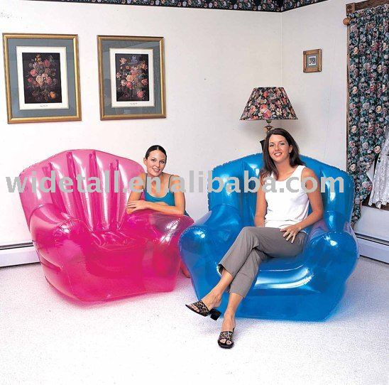 inflatable sofa inflatable air sofa vinyl promotional chair funiture