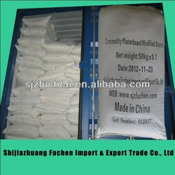 modified corn starch chemical raw material