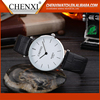 High Quality Japan Chronograph Alibaba Hot Sale Leather Watch Men
