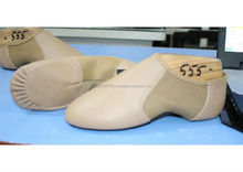 Slip on Jazz shoes (Tan)